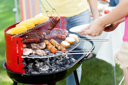Charcoal Grill Safety