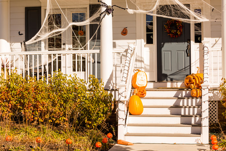 Home Safety Tips for Halloween