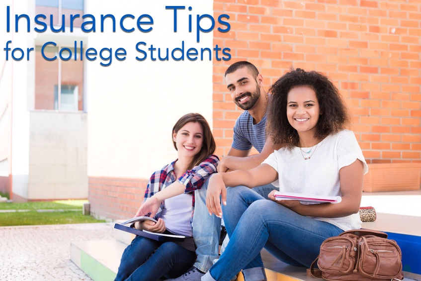 Insurance Tips for College Students