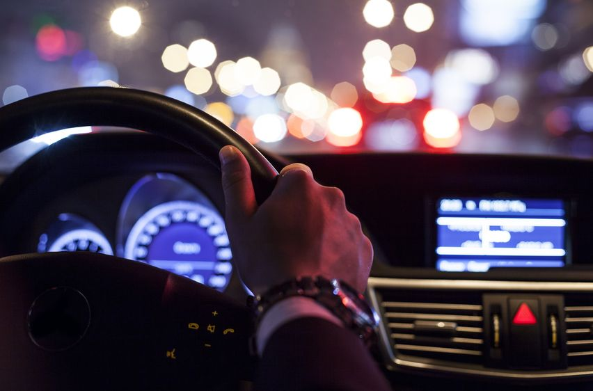 Dangers When Driving at Night